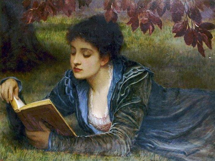 Дівчина, що читає